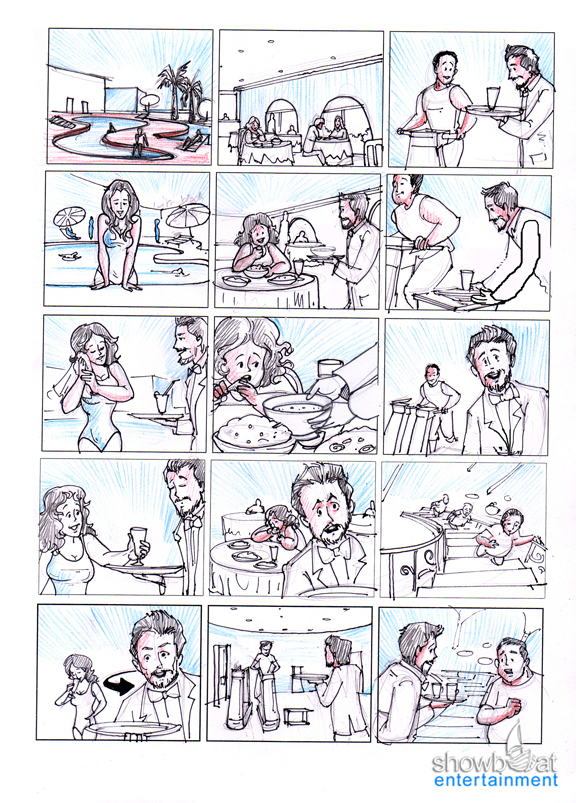 Action Storyboards  CgrStoryboards