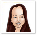 Professional Trainer : Corporate caricature