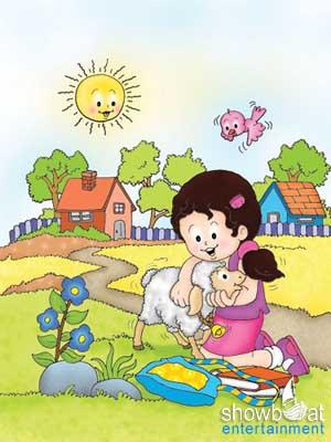 Portfolio of Children's Book Illustrations.