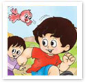 Fun and Games : Children Illustration