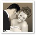 I do : Wedding portrait