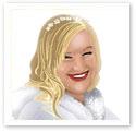 Princess Bride : Wedding portrait